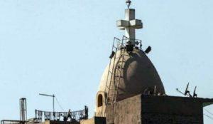 Egypt: Muslim mob screaming Allahu akbar attacks Christians, forces closure of church