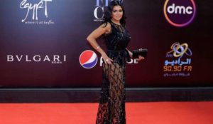 Egypt: Actress could get five years prison for wearing see-through dress that showed her legs