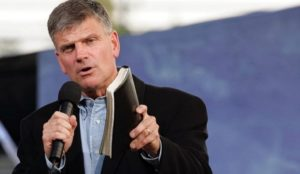 "Franklin Graham: Allah and the Christian God are ""not the same"""