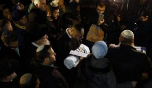 Baby dies in Palestinian drive-by jihad attack on civilians that injured seven people