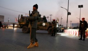 Afghanistan: Jihadis blow up car outside government building, storm the building and take civilians hostage