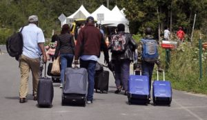 Canada: Trudeau paying those who live near Quebec border up to $25,000 for disruptions caused by migrant influx