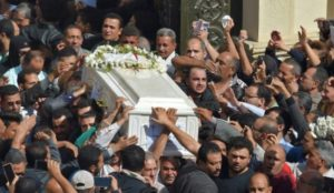 Egypt: Police officer killed while defusing jihad bomb outside church