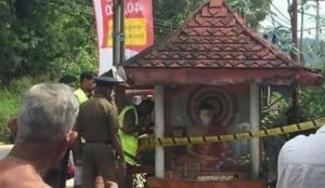 Another Anti-Buddhist Hate Crime in Sri Lanka