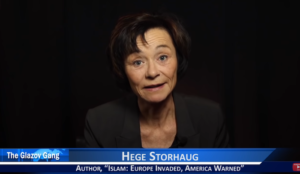 Hege Storhaug Moment: Islam: Europe Invaded, America Warned
