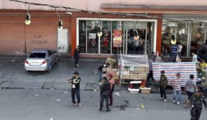 Philippines: Muslims murder two, injure nearly 30 with New Year's Eve bomb at shopping mall