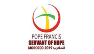 Pope Francis's new Morocco logo implies submission to Islam