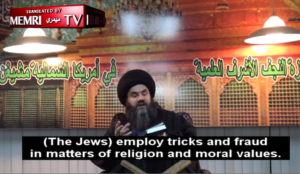 "Detroit: Muslim cleric says Jews ""sanction killing of one another,"" ""allowed their women to engage in prostitution"""
