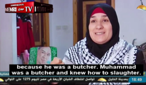 "Jihadi's mother says proudly that her son ""was a butcher and knew how to slaughter,"" calls him ""the pride of Islam"""