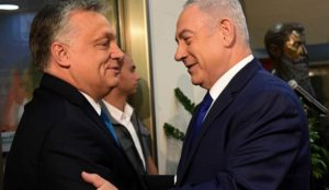 "Leftist ""journalist"" blames Islamic anti-Semitism on Netanyahu's embrace of ""ethno-nationalists"""