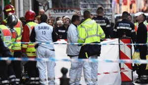 France: Muslim stabs four people after asking their nationality, police say it's not terrorism