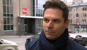 "Fascist ""journalist"" Patrick Lagacé of La Presse continues smearing Ensaf Haidar for meeting Robert Spencer"