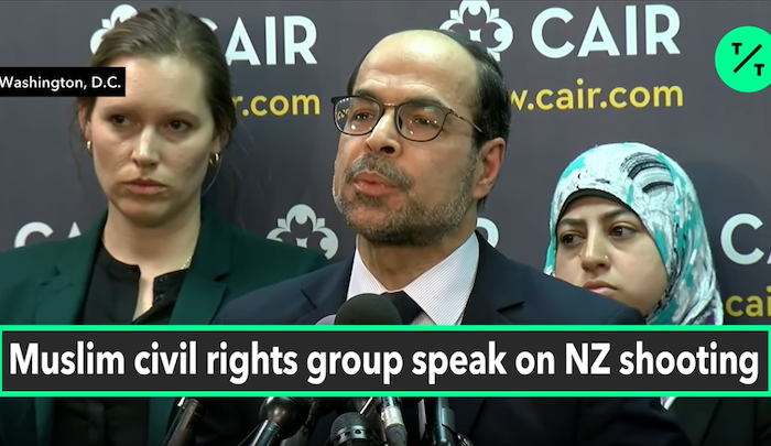 Hamas-linked CAIR exploits New Zealand massacre to try to shut down opposition to jihad terror