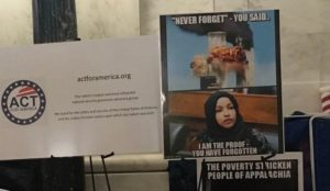 West Virginia: Democrats enraged at poster saying Muslim Rep. Ilhan Omar is a sign that people have forgotten 9/11