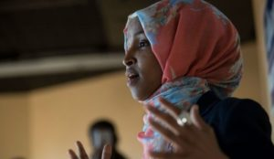 """Rep. Ilhan Omar accuses The Hill of """"othering"""" her by mentioning that she posted """"Muslim verse"""""""