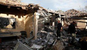 Netanyahu cuts DC trip short as jihad rocket from Gaza destroys Israeli home, injuring seven