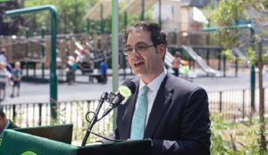"""NYC Councilor Kalman Yeger faces sanction after tweeting """"Palestine does not exist"""""""