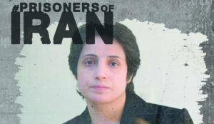 Glazov Moment: Take a Stand for Nasrin Sotoudeh