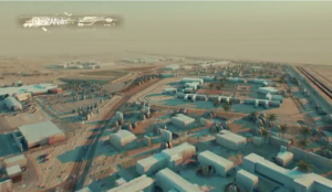 Qatar, which funds Hamas and al-Qaeda, has begun a massive military aircraft project in South Carolina