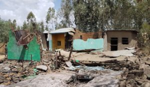 "Ethiopia: Muslim mobs screaming ""Allahu akbar"" attack 10 church buildings"