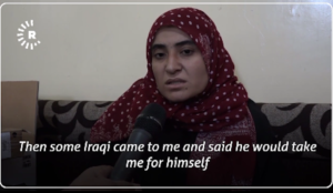 "Yazidi prisoner freed from the Islamic State says jihadis ""gave us 15 days to become Muslim"""
