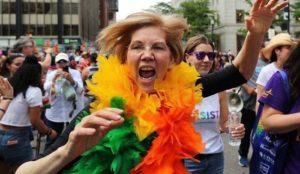 "Sen. Elizabeth Warren compares ""white nationalism"" to ""ISIS and Al-Qaeda"""