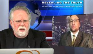"""Glazov on Rabbi Walker Show Discussing """"Jihadist Psychopath"""""""