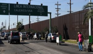 Syrian man caught hiding in commercial railcar trying to sneak into US at Mexico border