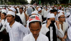 """Indonesian election dominated by calls to be """"more Islamic"""""""
