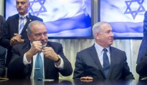 Hugh Fitzgerald: Netanyahu vs. Lieberman on Gaza (Part Two)