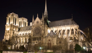 """France: Muslim """"girl in search of recognition and love"""" on trial for botched jihad attack on Notre Dame Cathedral"""