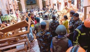 "Sri Lanka government says local Islamic group behind Easter jihad massacres, may have ""international support"""
