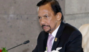 "Brunei: Sultan calls for even ""stronger"" Islamic teachings as country implements stoning for gays"