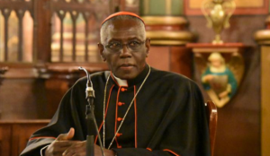 """Cardinal: """"If Europe disappears, Islam will invade the world,"""" """"false to use the Word of God to promote migration"""""""