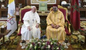 """Hugh Fitzgerald: Pope Francis and King Mohammed Make an """"Appeal for Jerusalem"""" (Part One)"""