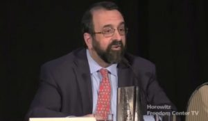 A message about Robert Spencer from the David Horowitz Freedom Center