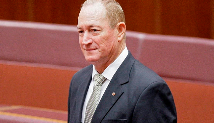 "Senator Fraser Anning Picture: Australia: Senator Sparks Fury By Saying That ""Islamic"