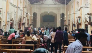 Robert Spencer in FrontPage: The Sri Lanka Jihad Massacre and the Decline of the West