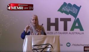 Hizbut ut Tahrir demands Australia fall to the global Islamic Caliphate