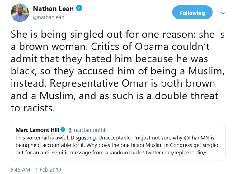 Andrew Harrod: Nathan Lean's Bizarre Israel-Hatred Obsession