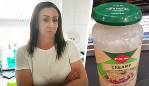 "UK: Muslim convert ""furious"", seeks compensation because her pasta sauce ""tasted"" like bacon"