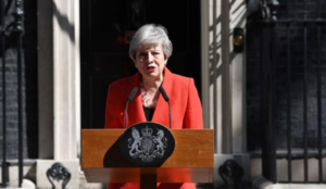 UK: Appeaser Theresa resigns over Brexit failure, Robert Spencer issues statement