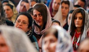 Iraq: Elderly Assyrian Christian women stabbed to death as jihadists terrorize their homeland community.