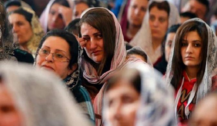 Iraq: Elderly Assyrian Christian women stabbed as jihadists terrorize their homeland community.