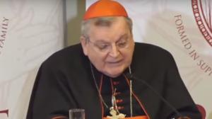 "Cardinal: Resisting ""Large-Scale Muslim Immigration"" is Patriotic"