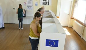 "EU election day: tens of millions turn out to vote in battle between ""populists"" and ""globalists"""