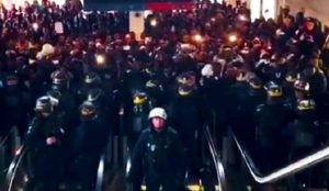 France: hundreds of illegal migrants storm French airport, occupy an entire terminal