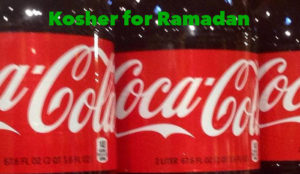 Jews 'putting more gas in fizzy cola' for Ramadan