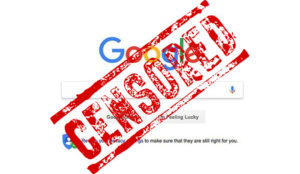 Daily Mail quantifies Google's shocking political bias, and how sites like Jihad Watch are massively affected