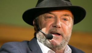George Galloway, the Knuckle-Dragger, ISIS and the Iraqi Courts
